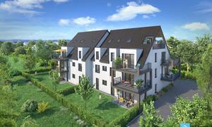 Appartement 3pièces 65m² Rohrwiller