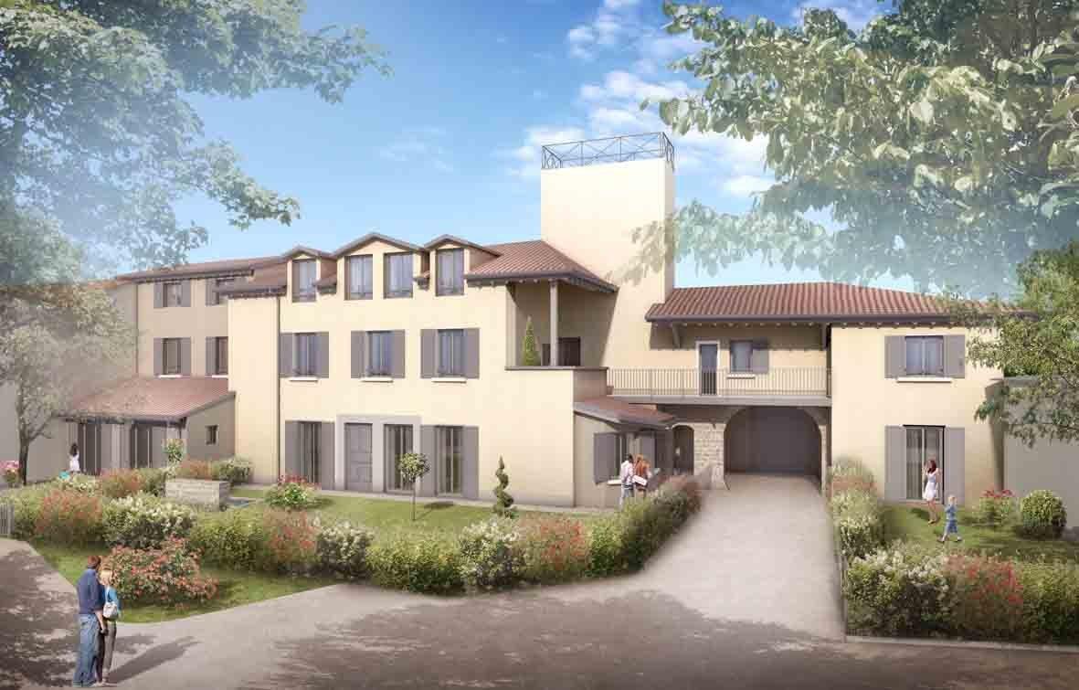 Appartement 3pièces 95m² à Saint-Cyr-au-Mont-d'Or