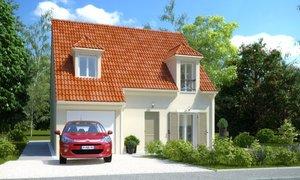 Maison neuve 5pièces 96m² Nort-sur-Erdre