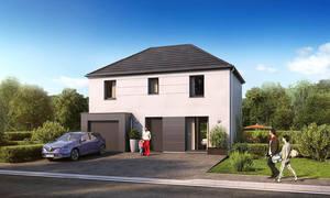Maison neuve 5pièces 102m² La Ferté-sous-Jouarre
