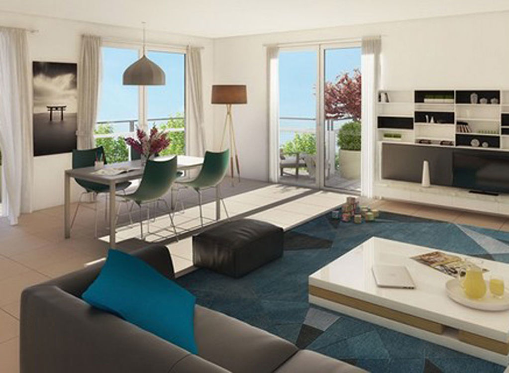 Appartement 4pièces 83m² à Rueil-Malmaison