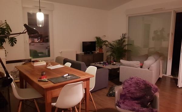 Location Appartement 3 Pièces 67 M² Nantes 733