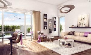 Appartement 3pièces 69m² Villemomble