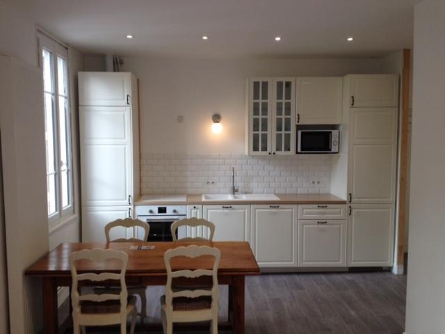 Appartement Meublé 3 Pièces 60 M²Clermont Ferrand 63000 (Vallières    Sallins   Poncillon)