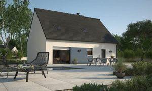 Maison neuve 5pièces 76m² Évin-Malmaison