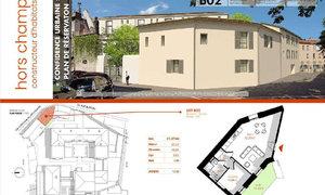 Appartement neuf 2pièces 51m² Avignon