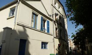 Appartement 2pièces 27m² Paris 20e