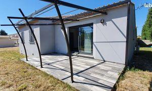Maison neuve 6pièces 91m² Cournanel