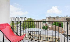Appartement 4pièces 76m² Paris 20e