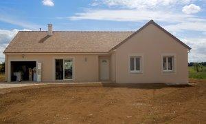 Maison neuve 6pièces 130m² Le Breuil-en-Bessin
