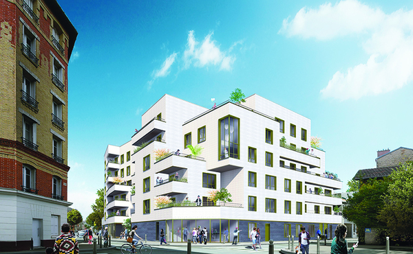 programme immobilier impulsion colombes 166 biens neufs 394 000. Black Bedroom Furniture Sets. Home Design Ideas