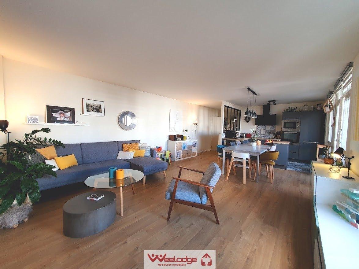 Appartement a vendre houilles - 4 pièce(s) - 81 m2 - Surfyn