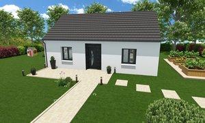 Maison neuve 3pièces 68m² Fouilloy