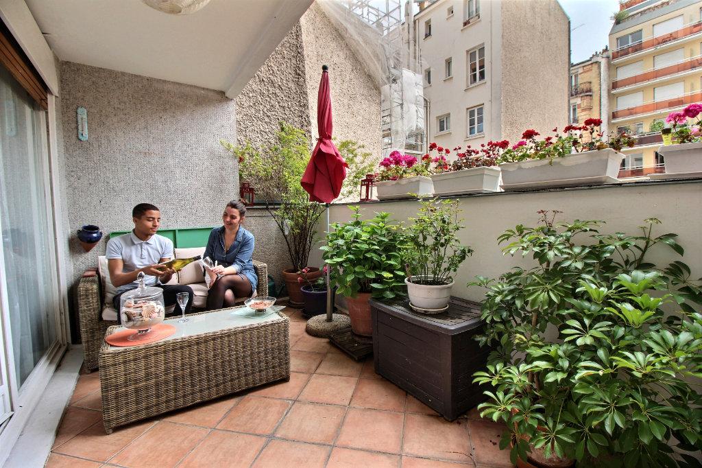 Appartement 2pièces 51m² Paris 11e