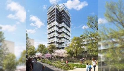 Appartement 4pièces 85m² Asnières-sur-Seine