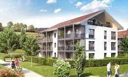 Appartement Metz-Tessy