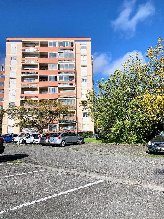 TOULOUSE -Appartement T3 au 7 ème étage avec vue