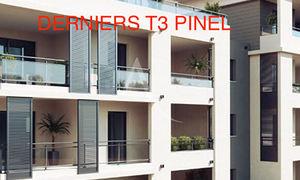 Appartement 3pièces 74m² Porto-Vecchio