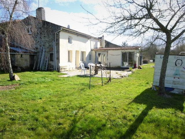 Maison 6pièces 136m² Chantonnay