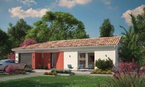 Maison neuve 4pièces 100m² Port-des-Barques