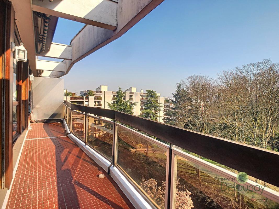 Appartement 4pièces 110m² Saint-Cloud