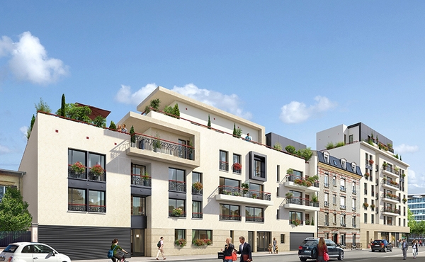 Programme immobilier impulsion colombes 166 biens for Aide achat immobilier neuf