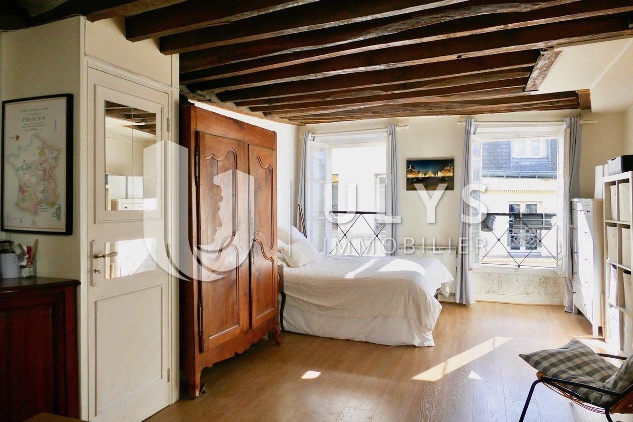 Appartement 2pièces 32m² Paris 3e