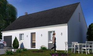 Maison neuve 4pièces 79m² Sérifontaine