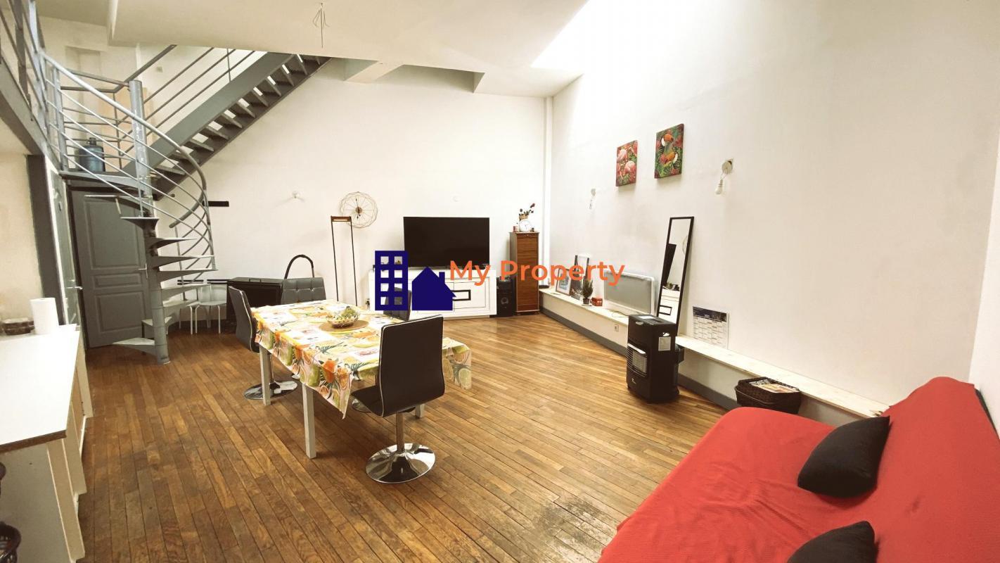 Maison a vendre houilles - 4 pièce(s) - 100 m2 - Surfyn
