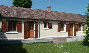 Maison 3pièces 62m² La Chapelle-Saint-Ursin