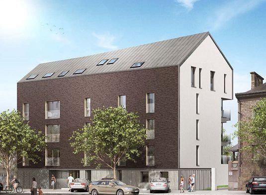 Appartement 3pièces 62m² Nantes