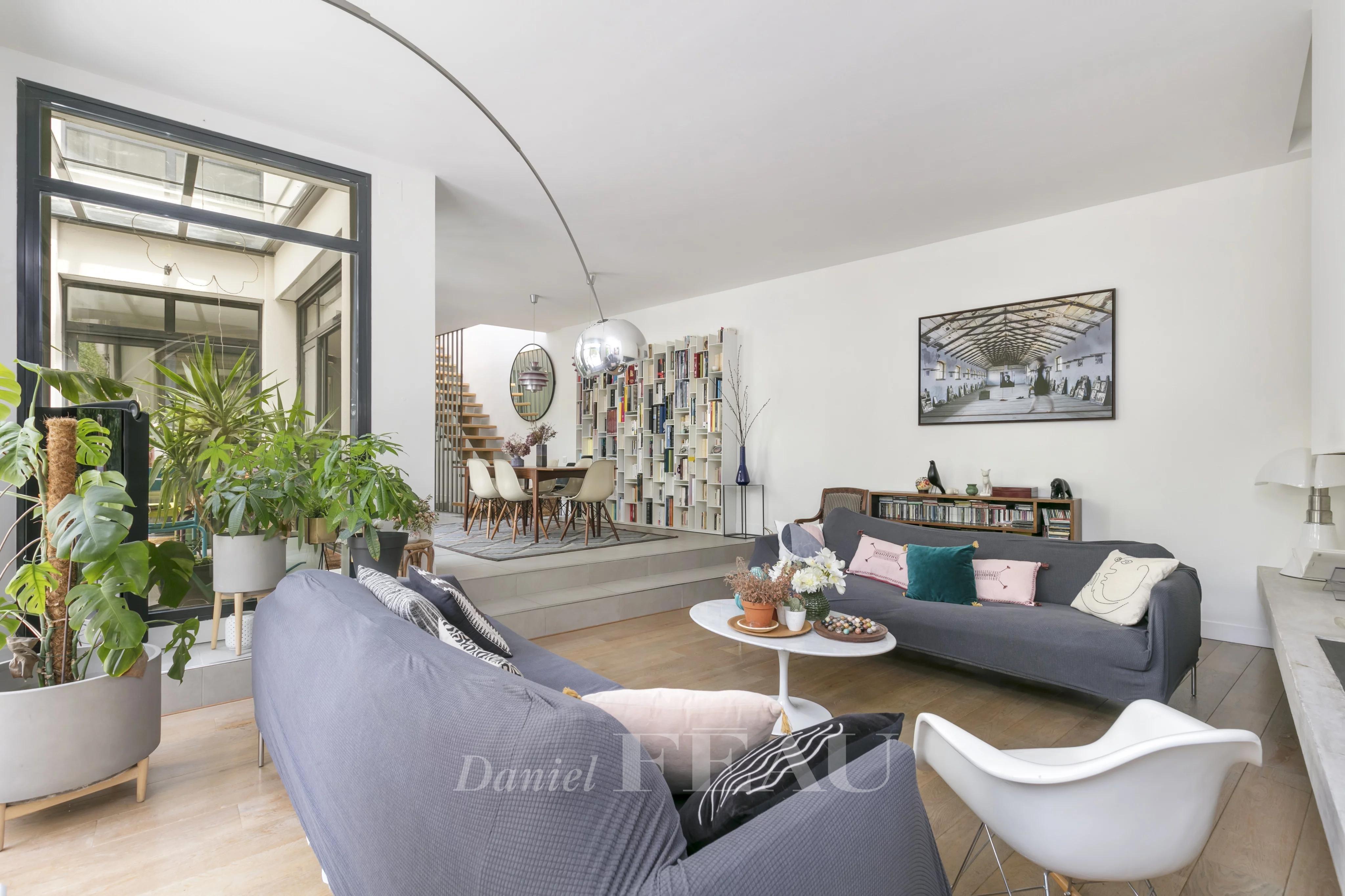 Maison a vendre boulogne-billancourt - 10 pièce(s) - 275 m2 - Surfyn