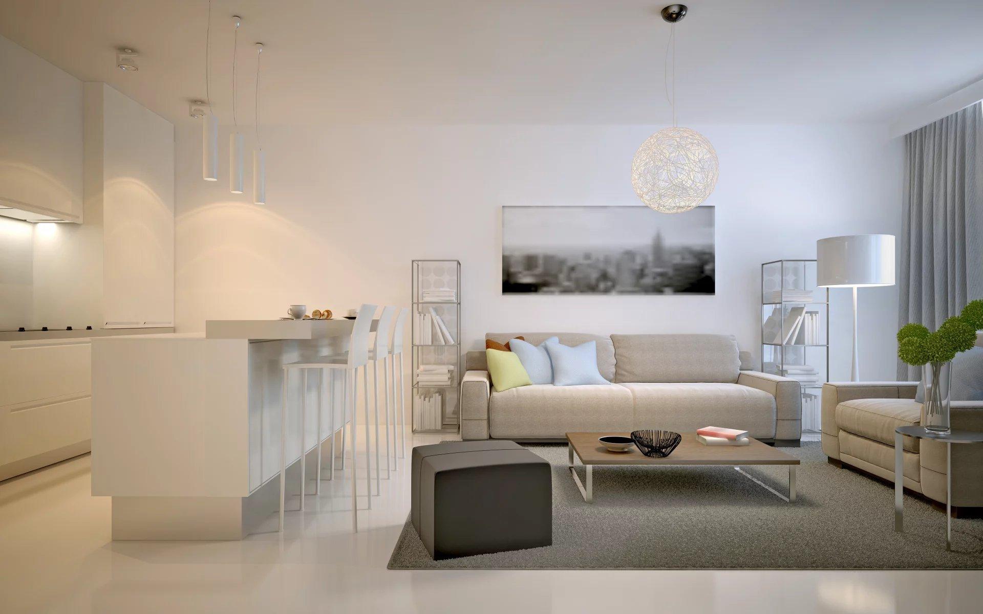 Appartement a vendre nanterre - 2 pièce(s) - 41.3 m2 - Surfyn