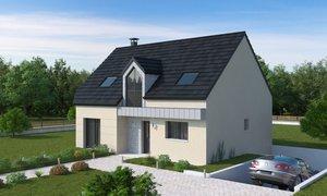 Maison neuve 4pièces 101m² Saint-Ouen-du-Tilleul