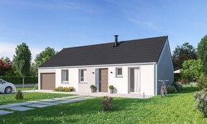 Maison neuve 4pièces 84m² Charleville-Mézières