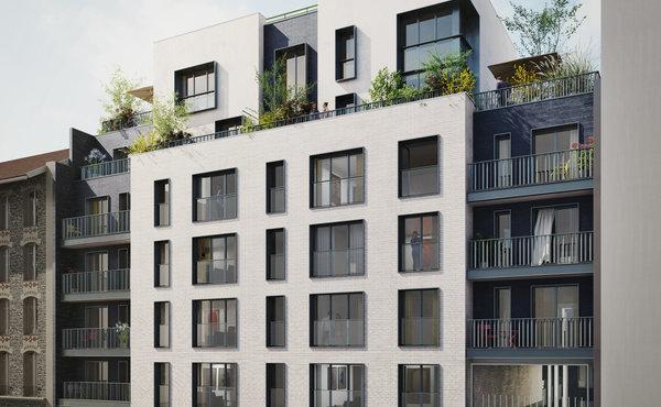 Achat Appartement Boulogne Billancourt 92100 Appartement A