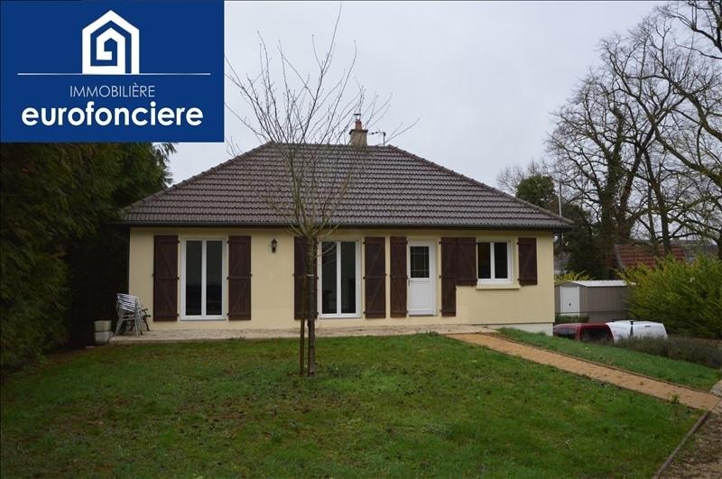 Maison 4pièces 74m² à Faux-Villecerf
