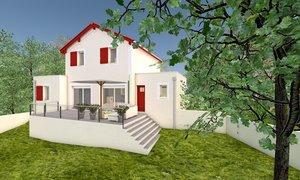 Maison 4pièces 108m² Saint-Palais-sur-Mer