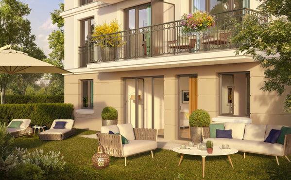 Programme Immobilier Confidence A Fontenay Sous Bois A Partir De