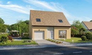 Maison neuve 5pièces 100m² Les Pieux