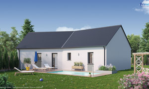 Maison neuve 4pièces 83m² Huisseau-sur-Cosson