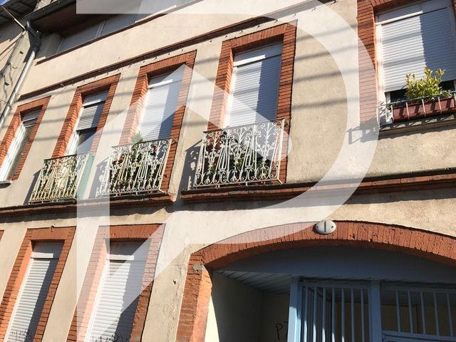 TOULOUSE BONNEFOY, appartement T1 bis meublé 24 m2