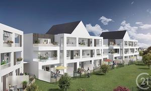 Appartement neuf 3pièces 62m² Quiberon