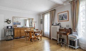 Appartement 3pièces 59m² Levallois-Perret