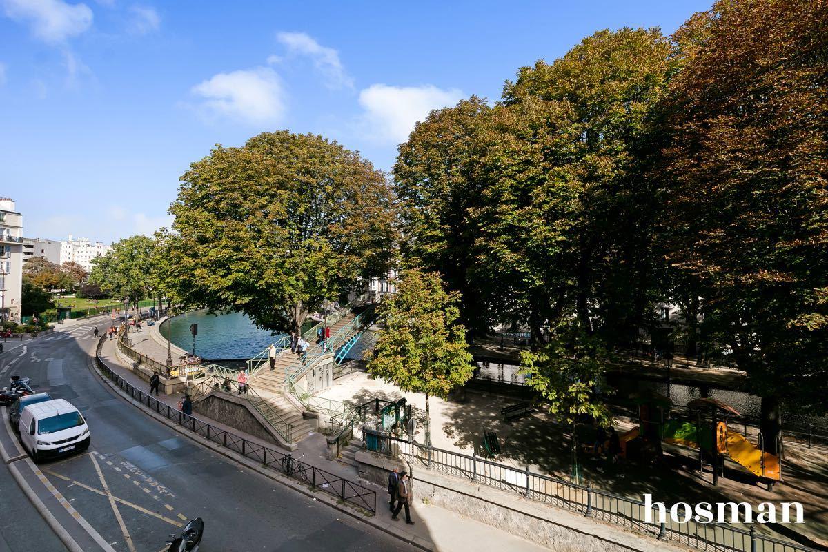 Appartement 3pièces 64m² Paris 10e