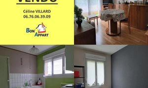 Appartement 3pièces 59m² Homécourt