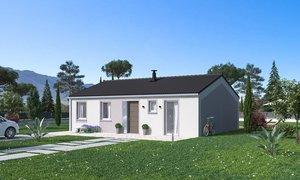 Maison neuve 4pièces 84m² Saint-Étienne-de-Fontbellon