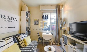Appartement 1pièce 11m² Paris 17e