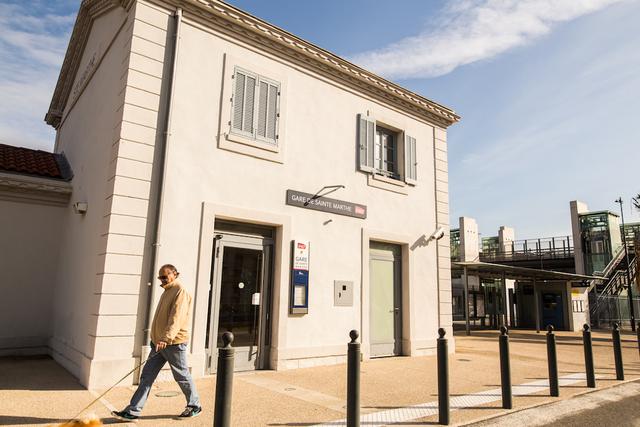 Limmobilier à Marseille 14e Sainte Marthe 13014 Annonces