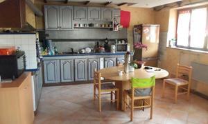 Maison 6pièces 120m² Saint-Pierremont